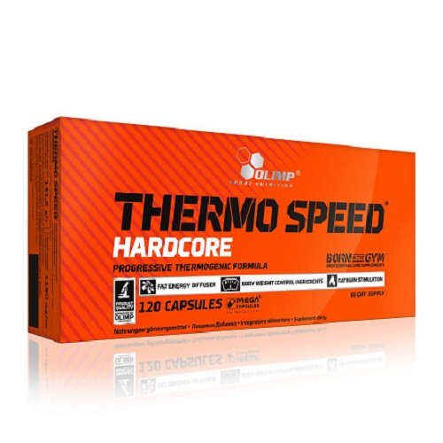 THERMO SPEED HARDCORE OLIMP (120 caps)
