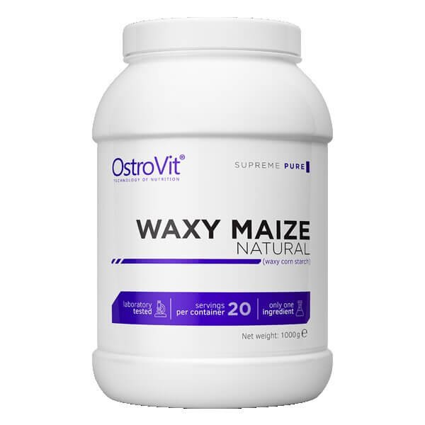 WAXY-MAIZE Carbohydrates Energy Drink OSTROVIT (1000 g)