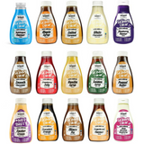 Zero Calories Syrups SKINNY FOOD Co (425ml)