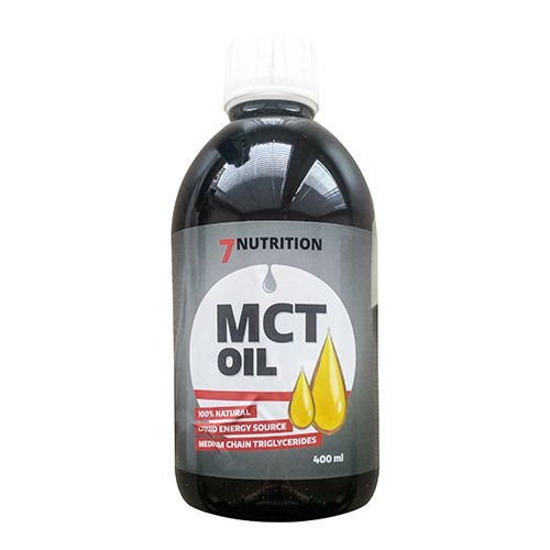 MCT OIL 7NUTRITION 100% Pure Fatty Acid (400 ml)