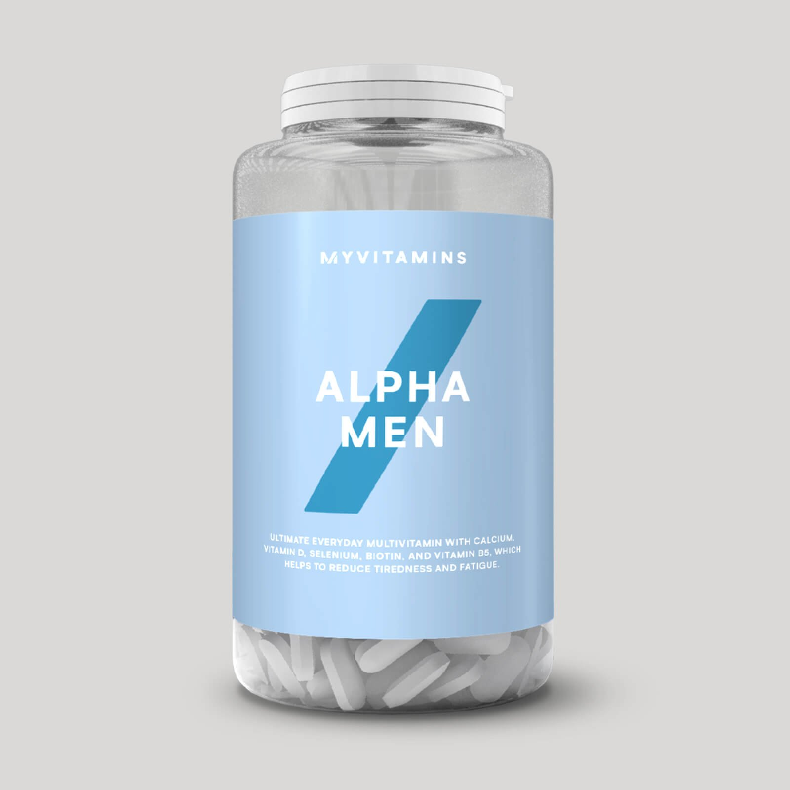 Alpha Men vitamins & minerals MYVITAMINS (240 tablets)
