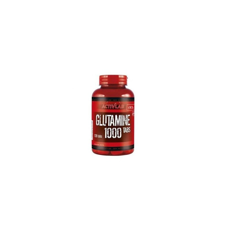 Glutamine Amino supplement ACTIVLAB (120 tabs)