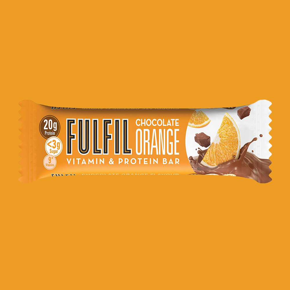 Fulfil Bar - Chocolate Orange 55g - Megapump Ireland
