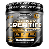 PLATINUM 100% Creatine powder MUSCLETECH (400g)
