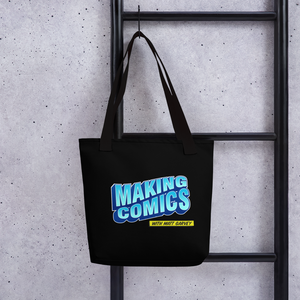 Comic Book Tote