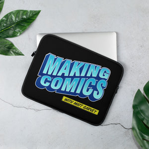 comic Laptop sleeve