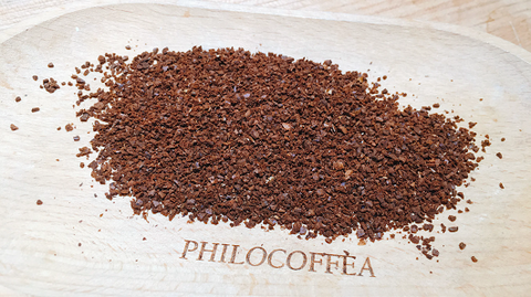 Philocoffea ground coffee beans