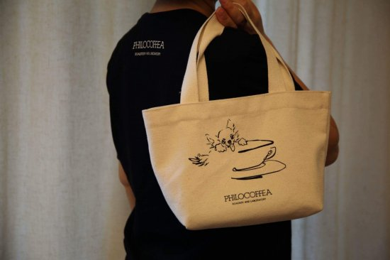 Official Philocoffea Tote Bag