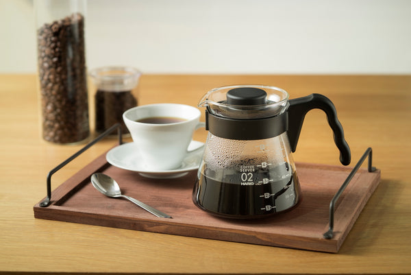 V60 Glass Coffee Server 700 (1–5 cups)