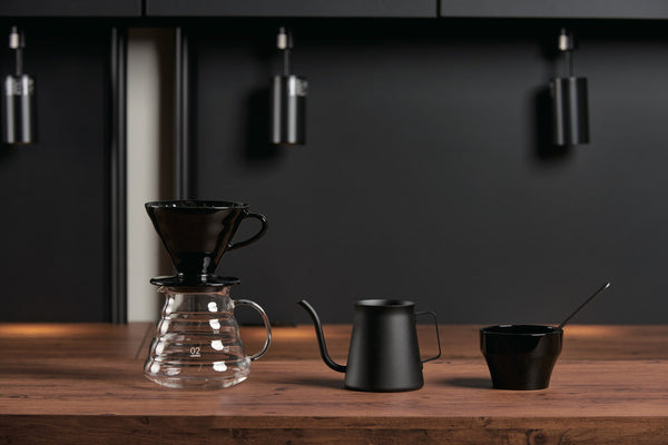 Coffee-making utensils by Hario