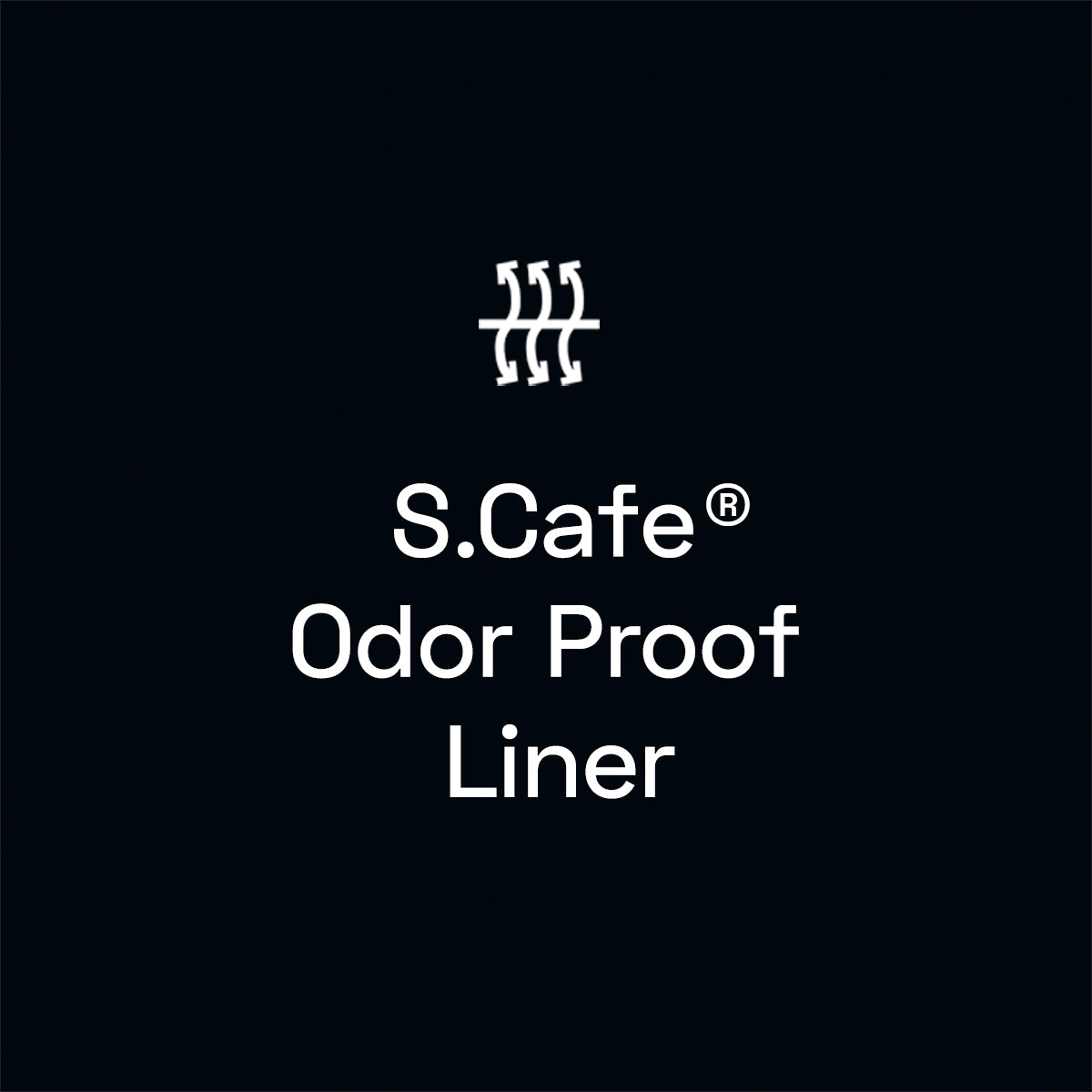 S. Cafe Odor Proof Liner