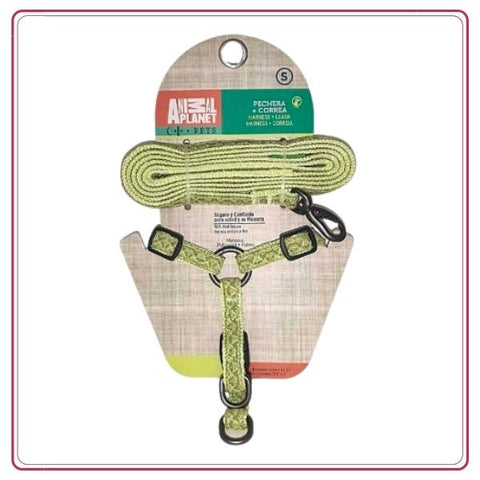Pechera para Perros con Correa Small - Animal Planet - Ohana Vet Store