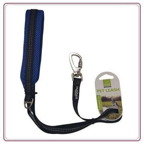 Correa para mascotas Nunbell (Pet leash) azul