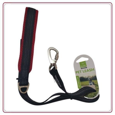 Correa para mascotas Nunbell (Pet leash) rojo