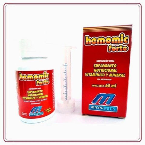 Hemomic Forte fco x 60ml