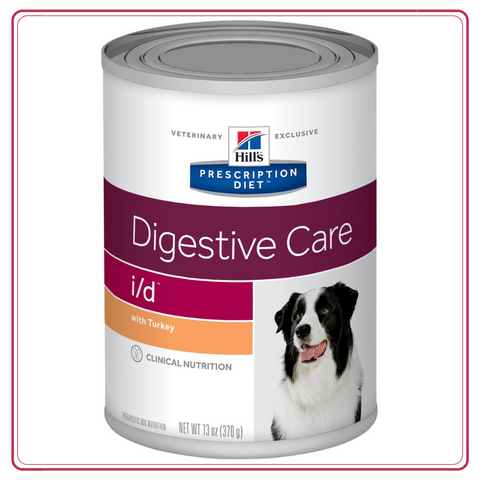 Hill's Prescription Diet i/d Canine - Cuidado Digestivo - 369 gr (VO)
