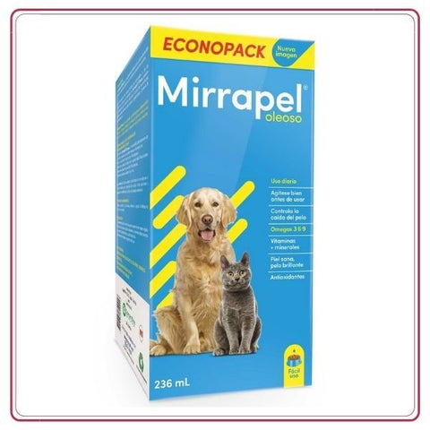 Mirrapel Oleoso Adulto 236ml