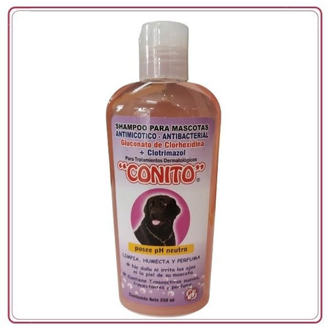 Shampoo medicado Conito PH Neutro 250 ml