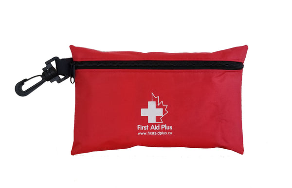 Personal First Aid Kit Clip On, Small