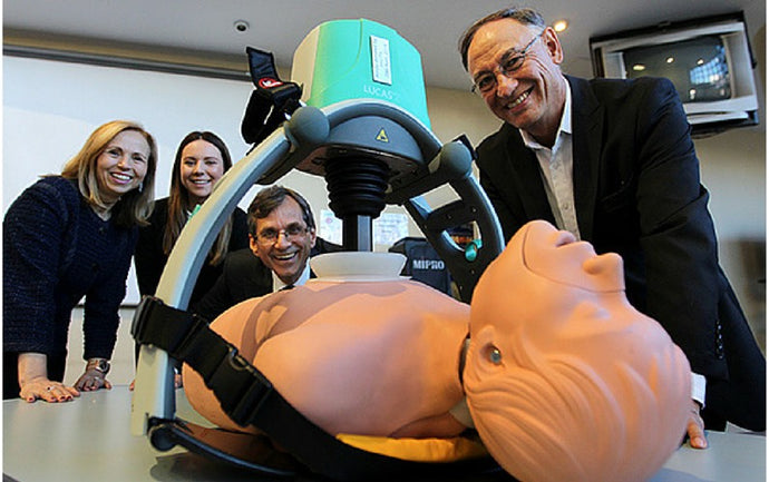 St George Hospital Gains new life saving machines
