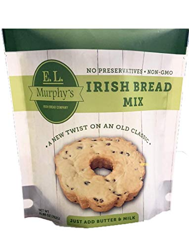 Irish Bread Baking Mix with Raisins