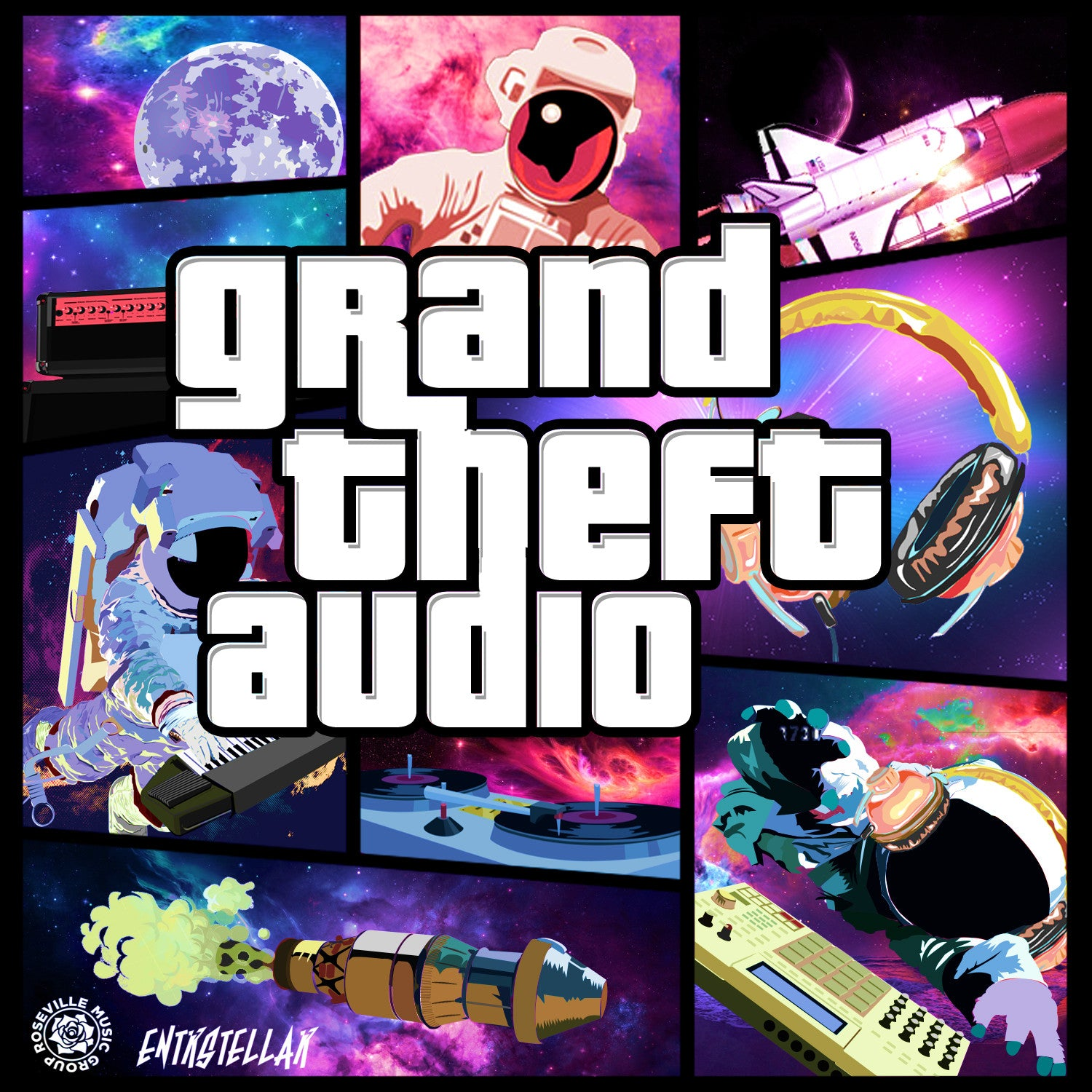 EP - ENTRSTELLAR - Grand Theft Audio