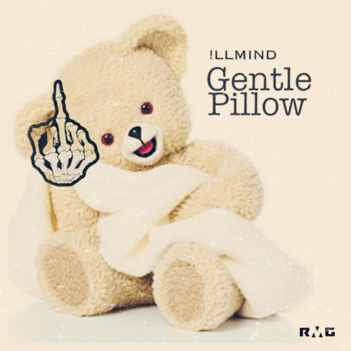 SINGLE - !llmind - Gentle Pillow