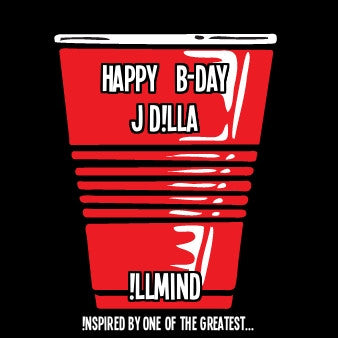 EP - !llmind - Happy B-Day J Dilla