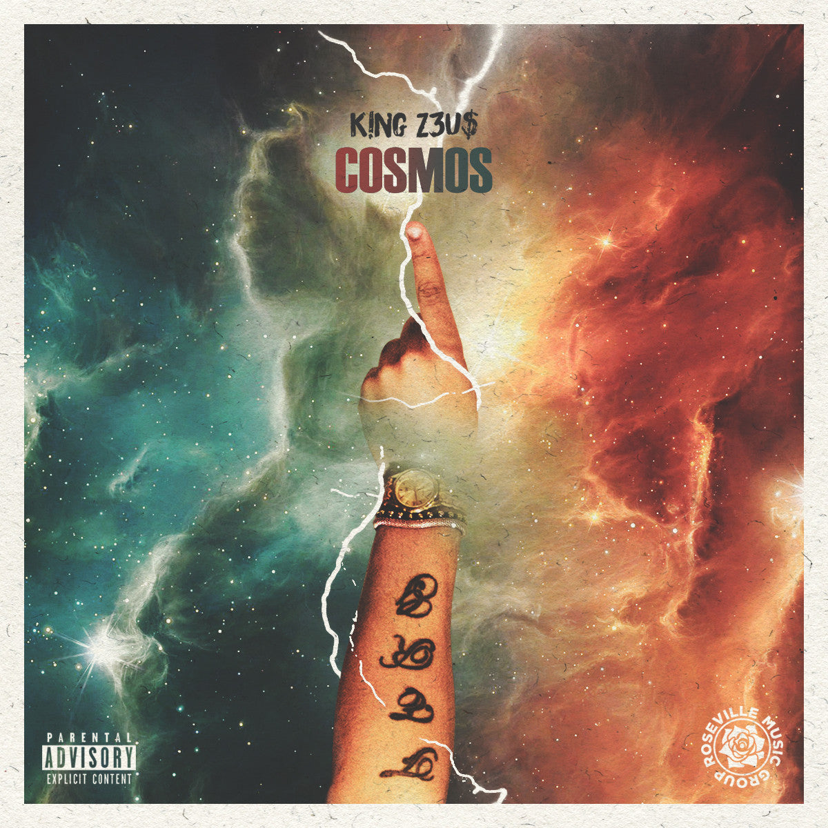 SINGLE - King Z3us - Cosmos