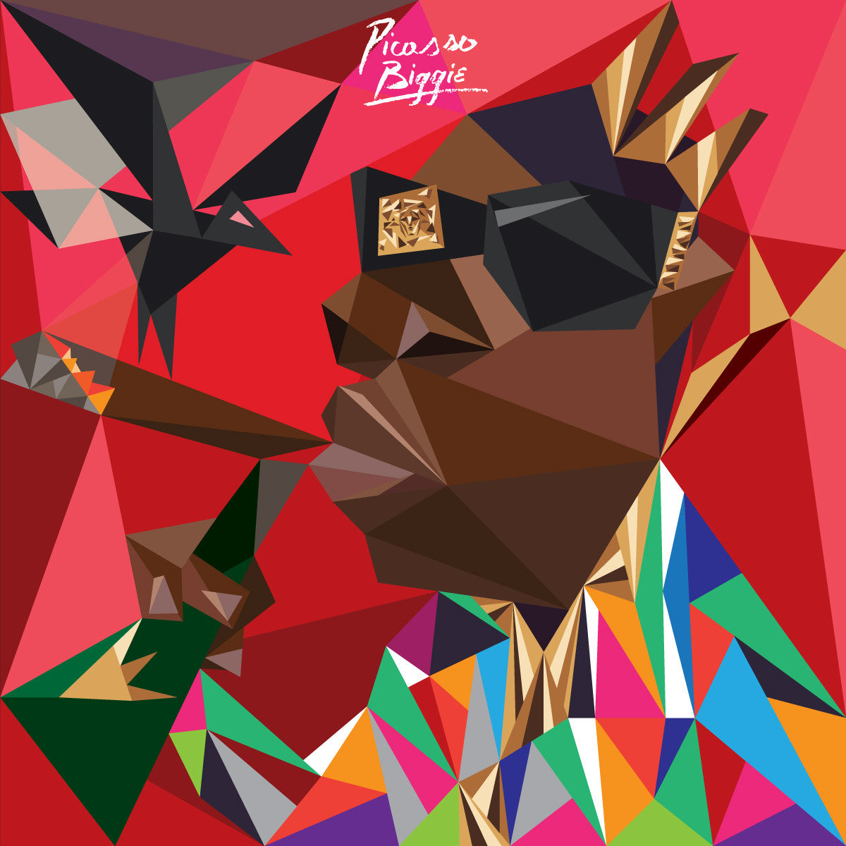 SINGLE - Notorious B.I.G. feat Jay Z - Picasso Biggie (!llmind Remix)