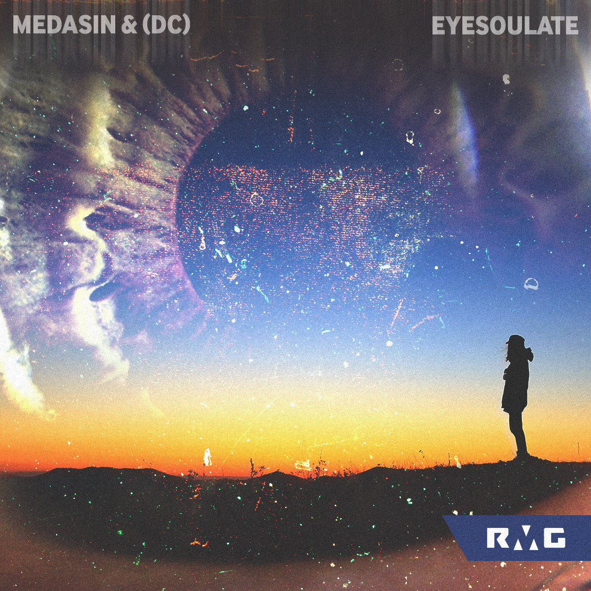 SINGLE - Medasin & (DC) - Eyesoulate