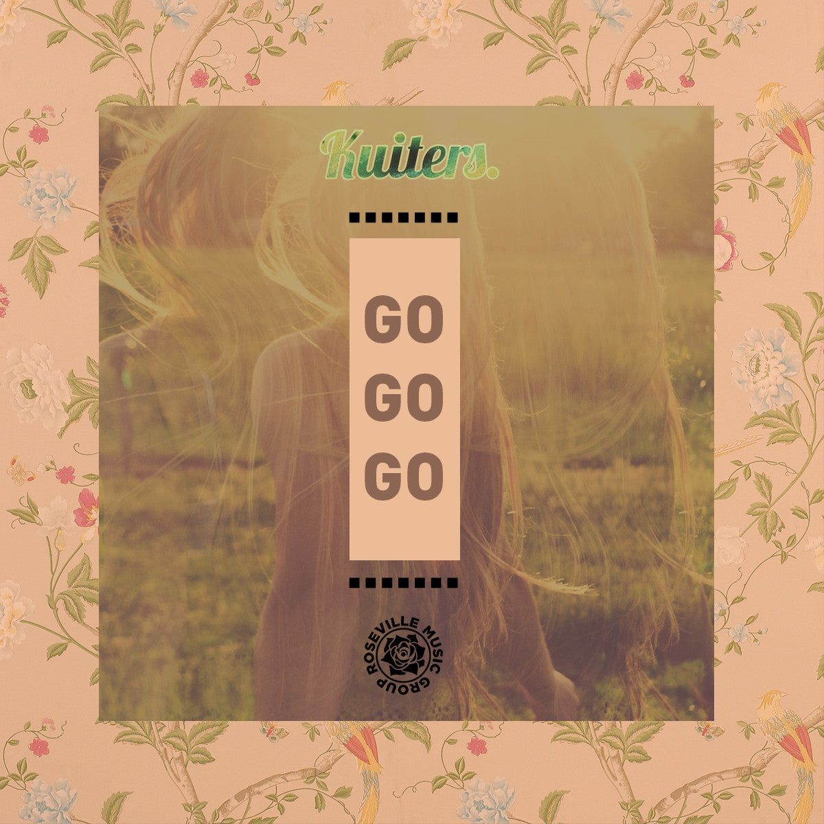 SINGLE - Kuiters - Go Go Go