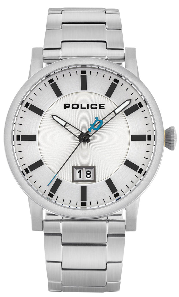Police Men's Watch Montre Homme Collin PL.15404JS01M