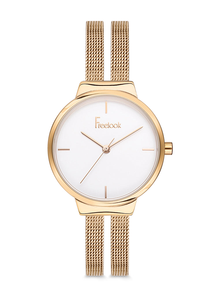 Freelook F.7.1043.04 WOMEN WATCH - timezone