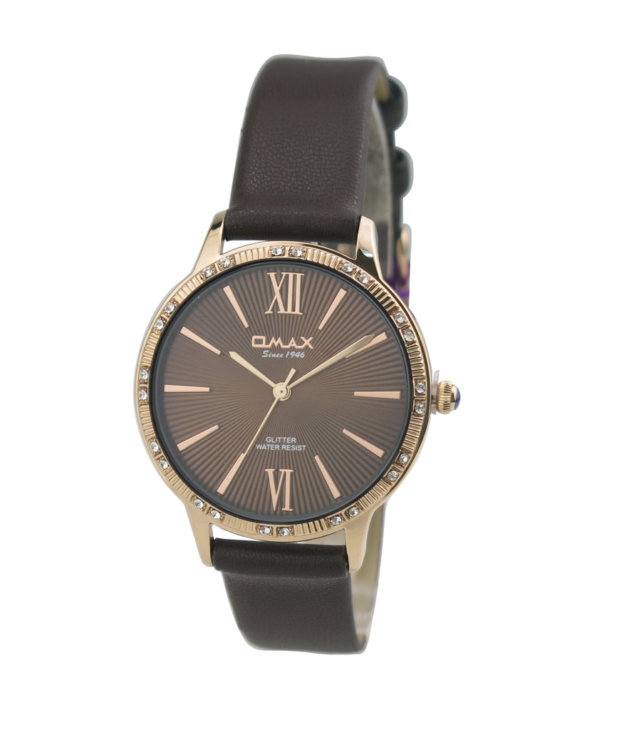 OMAX GT009R55I WOMEN WATCH