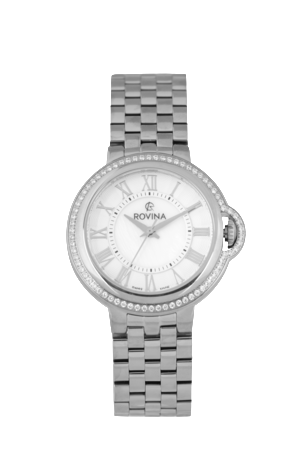 ROVINA R.7104.L1BW WOMEN WATCH
