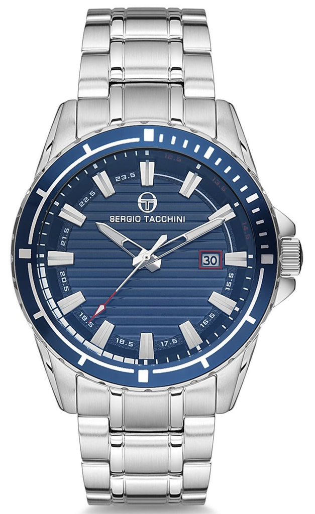 SERGIO TACCHINI ST.5.132.02  MEN WATCH - timezone