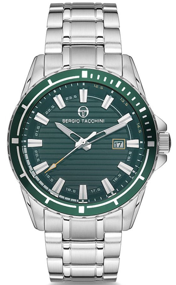 SERGIO TACCHINI  ST.5.132.04 MEN WATCH