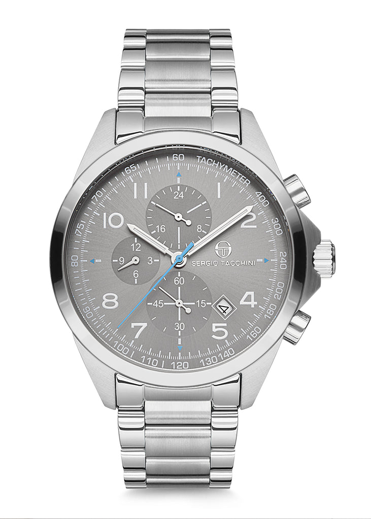 SERGIO TACCHINI ST.8.115.05  MEN WATCH - timezone