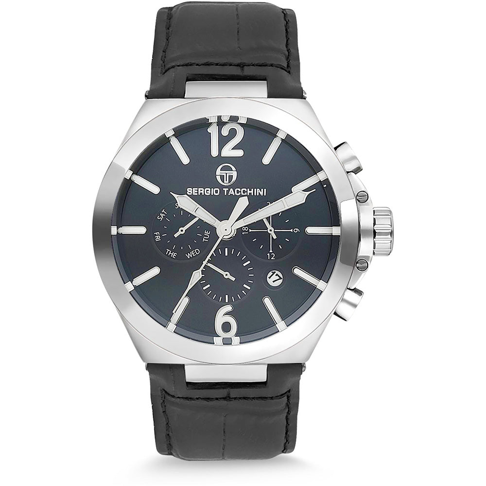 SERGIO TACCHINI ST.9.103.04  MEN WATCH - timezone