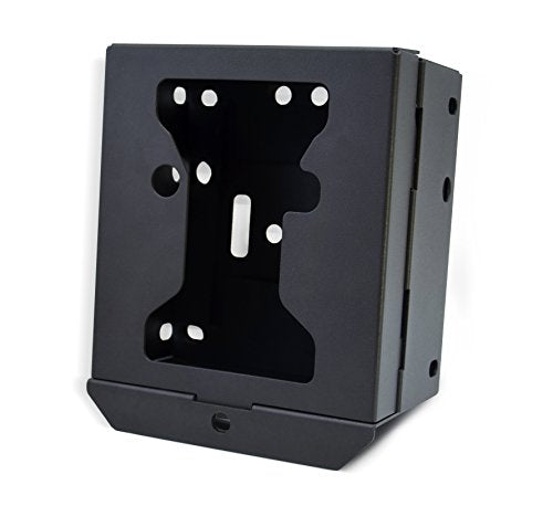 WingHome Trail Camera Security Box, Black