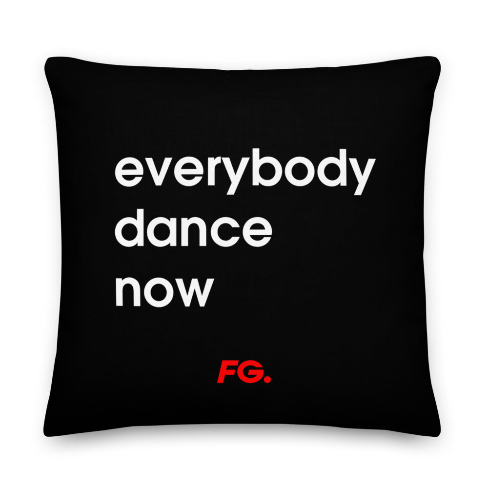COUSSIN EVERYBODY DANCE NOW