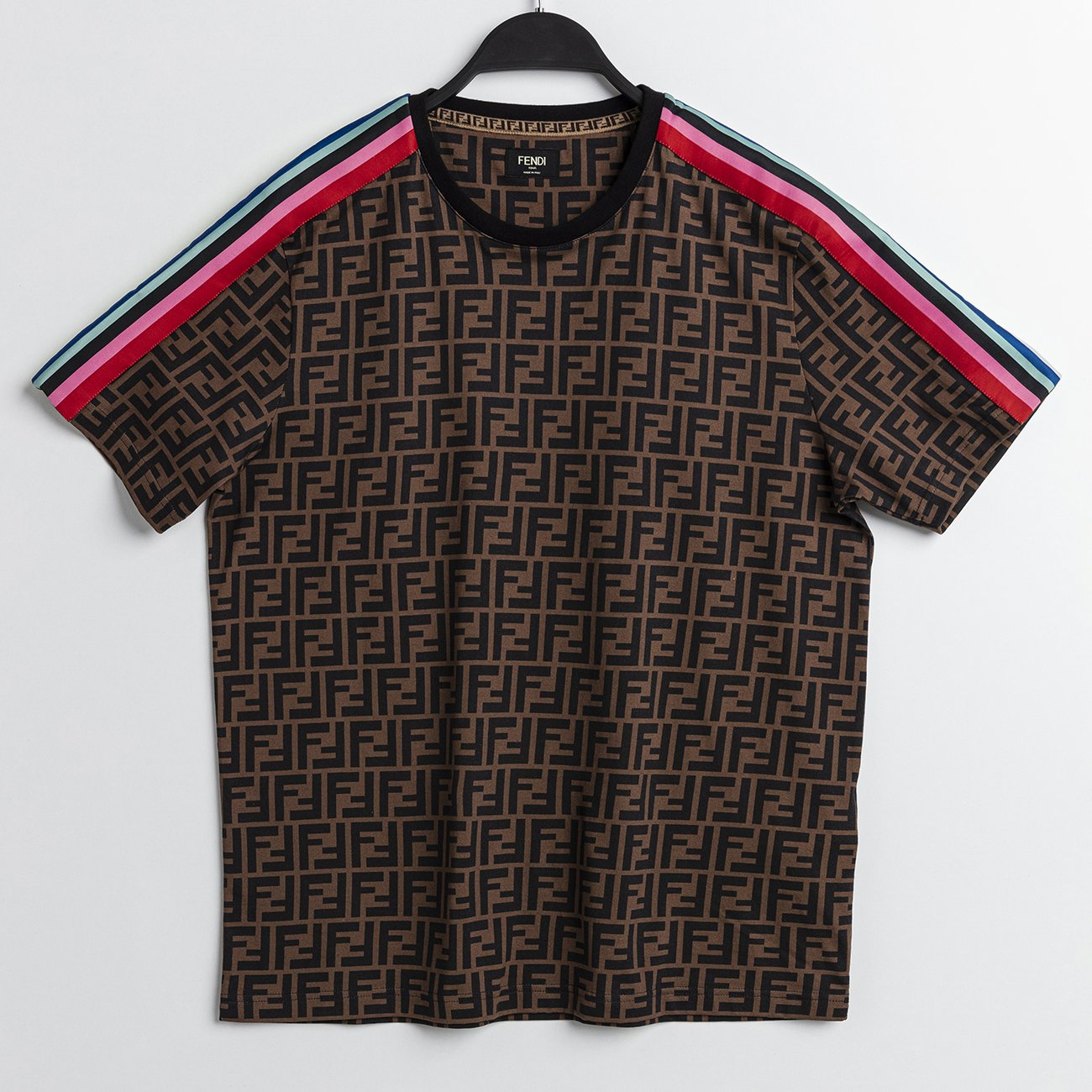 FENDI ROMA MEN T-SHIRT