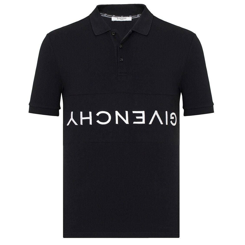 GIVENCHY PARIS MEN POLO SHIRT