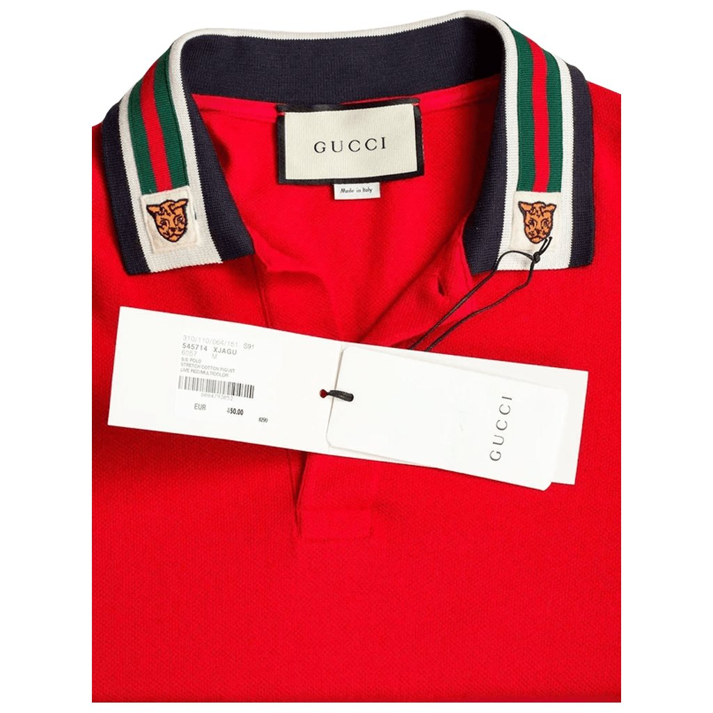 GUCCI MEN POLO SHIRT