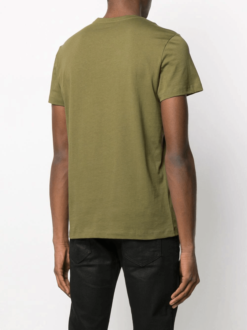 BALMAIN PARIS MEN T-SHIRT