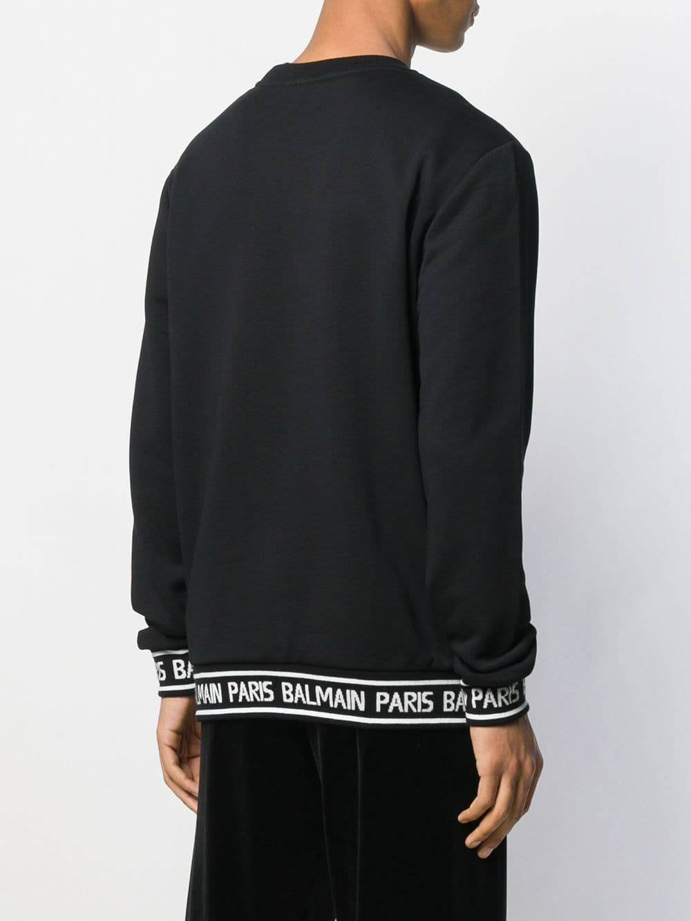 BALMAIN PARIS MEN Sweatshirt