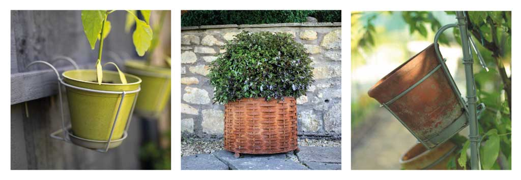 Agriframes pots and planters