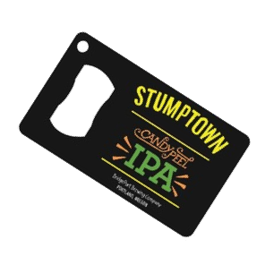 Stumptown IPA Wallet Bottle Opener