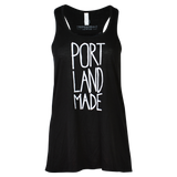 Ladies Portland Made Racerback Tank